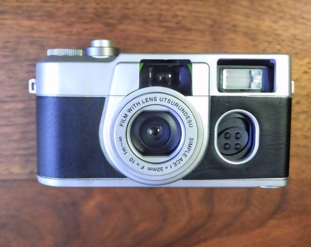 フィルムカメラ 写ルンです