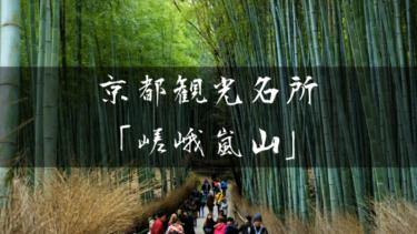 京都の「嵯峨嵐山」でお写ん歩―竹林の小径・天龍寺・渡月橋・グルメ編―