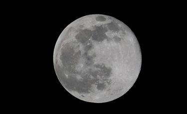 2月の満月は「スノームーン」と呼ぶらしい!