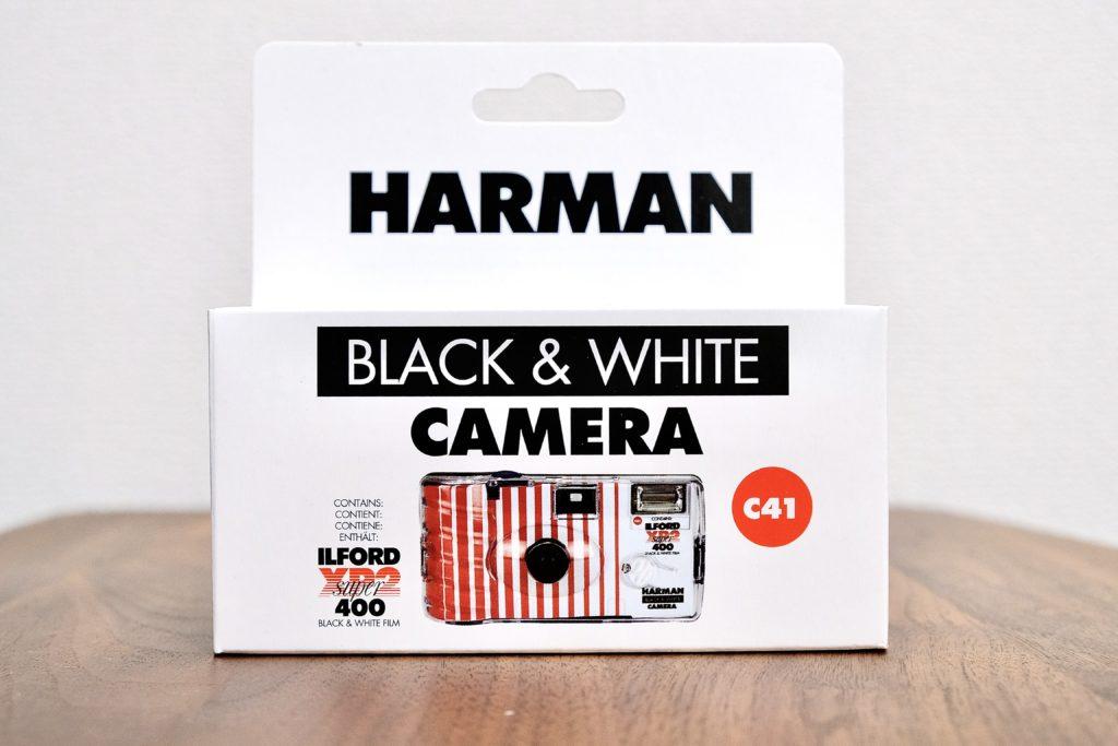 ILFORDのフィルムカメラ