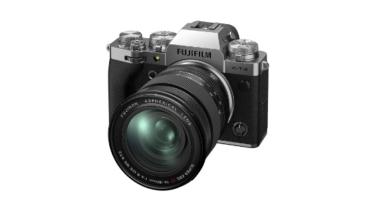 FUJIFILM X-T4のシルバーモデルが5月21日に予定通り発売。