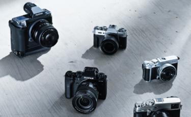 給付金で買える富士フイルムのカメラ3選!