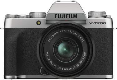 富士フイルム、「X-A7」「X-T200」をWebカメラ化するファームウェアを公開。