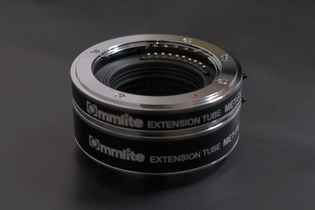 Commliteのエクステンションチューブ