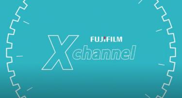富士フイルムの公式チャンネル「FUJIFILM X channel」7月8日に開設を告知!