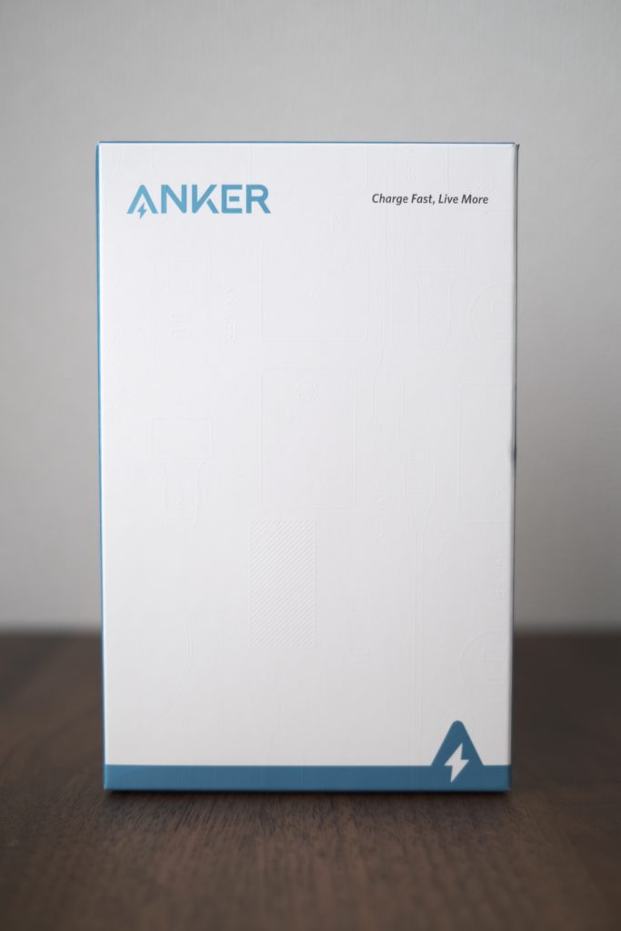 Anker PowerCore Ⅲ Fusion 5000