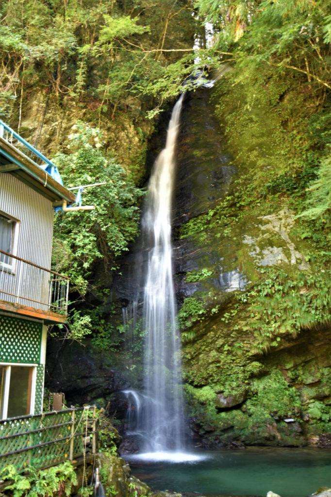 徳島旅行 琵琶の滝