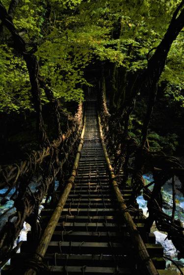 日本三大秘境の1つ「徳島県 祖谷」を撮り巡る。