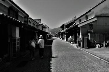 江戸時代中期の古民家が並ぶ写真スポット!|徳島県脇町の「うだつの町並み」