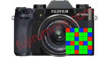 富士フイルム「X-S10」は、2600万画素X-Transセンサーを搭載!?