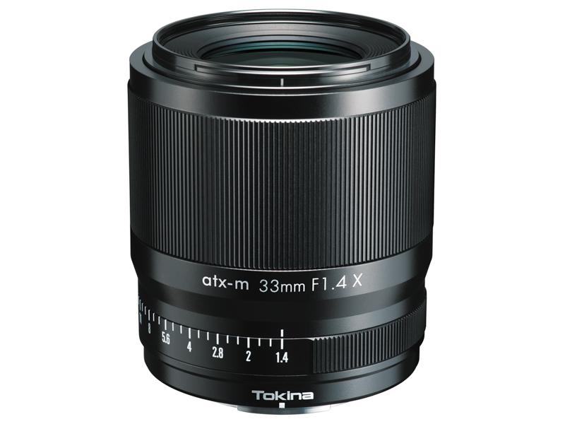 atx-m 33mm F1.4 X