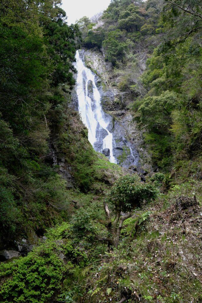 日本の滝百選 神庭の滝