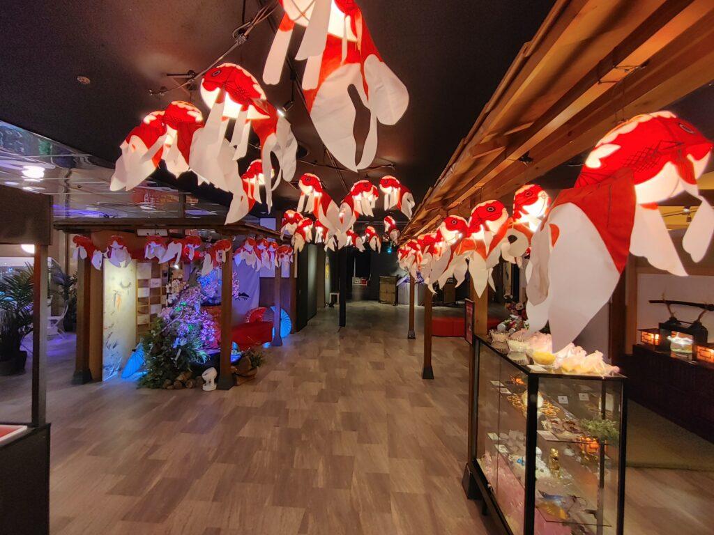 奈良 金魚ミュージアム