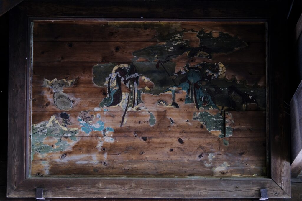 大原神社と産屋