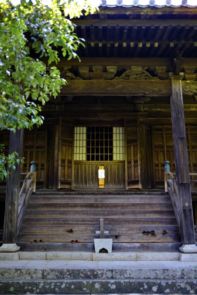 国宝 太山寺