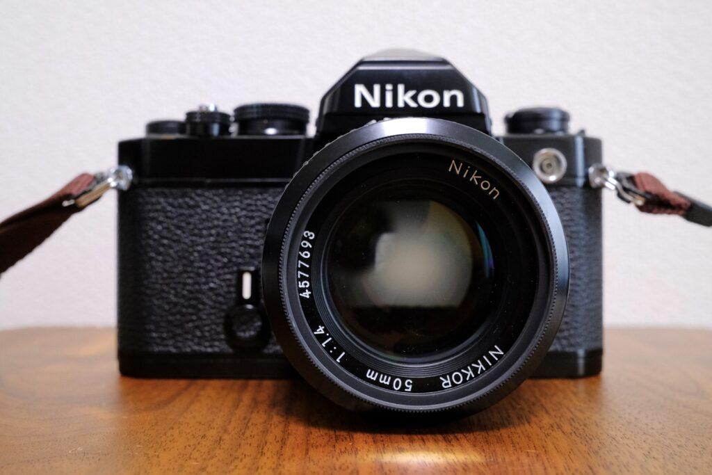 フィルムカメラ Nikon FM