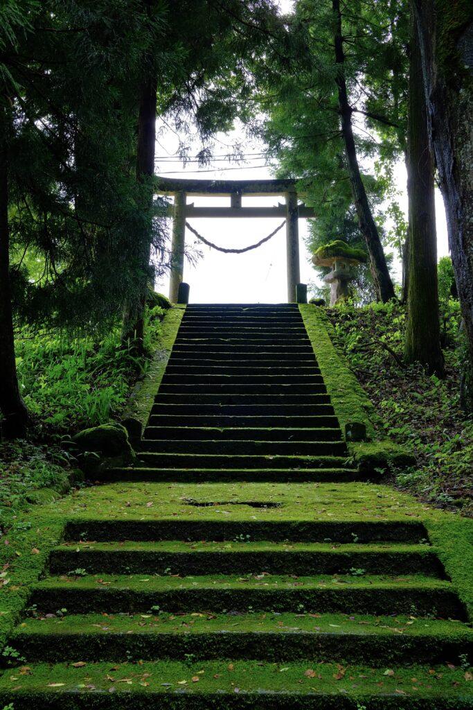 兵庫県 下り宮 山神社