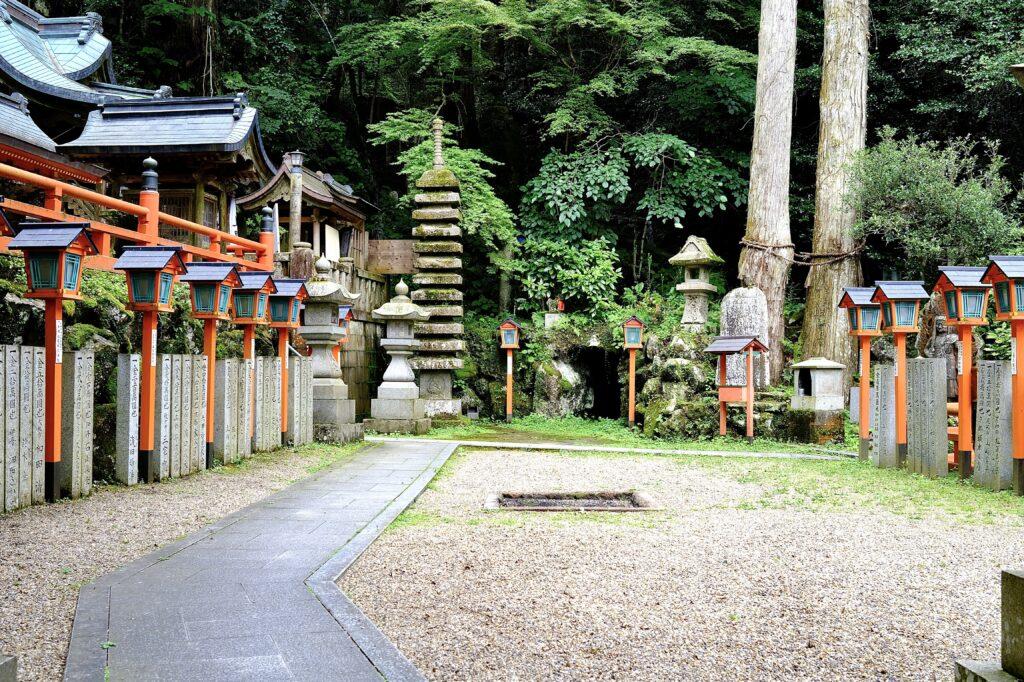 本瀧寺 バイク寺