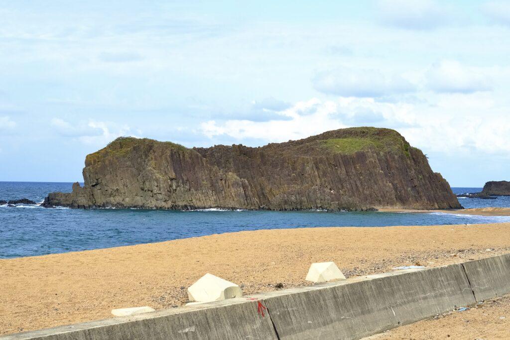 後ヶ浜海岸